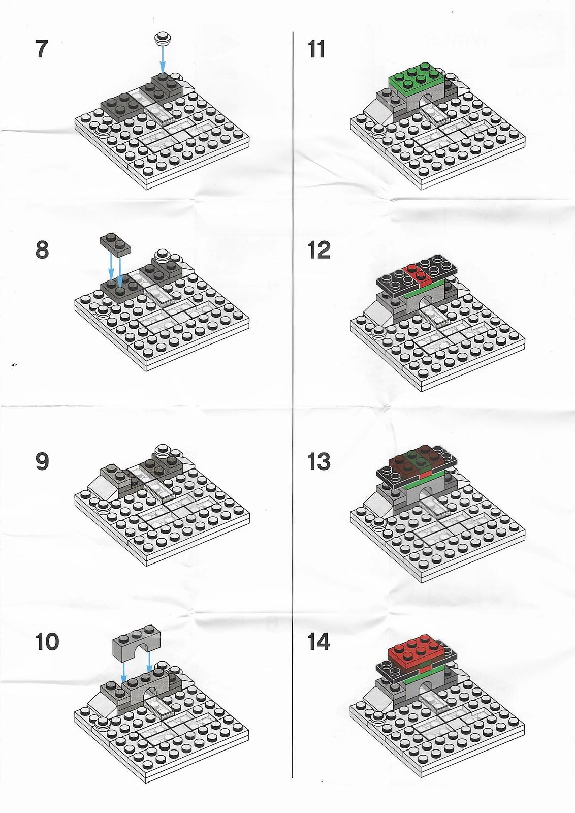 Toys 'R' Us LEGO Bricktober 2019 - Winter