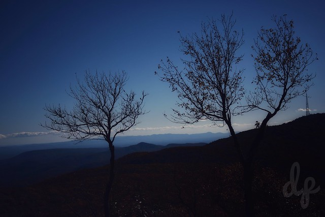 Blue ridge parkway, Asheville