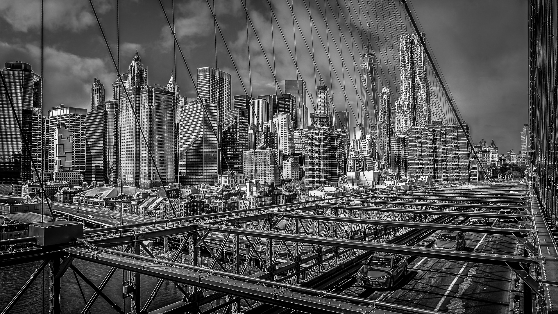 New York à travers Brooklyn