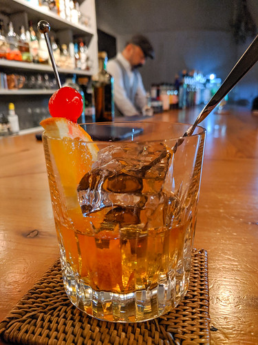 Japanese Old Fashioned (2nd of the trip) @ Bar Freedom