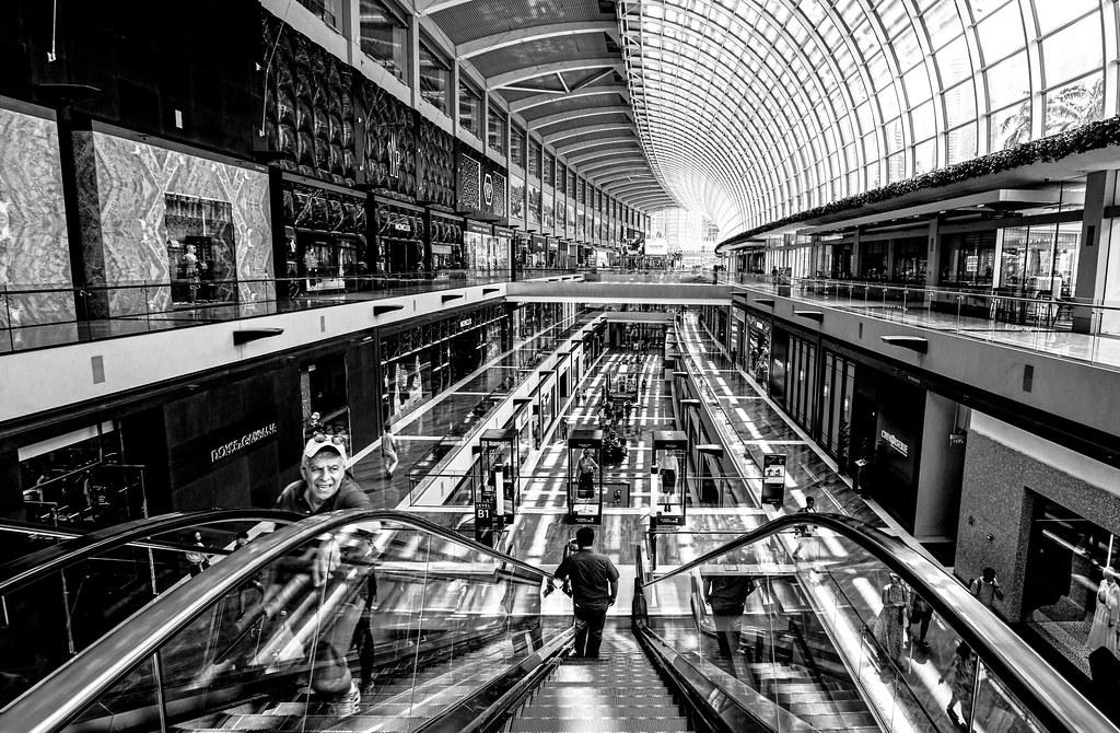 Inside The Shoppes