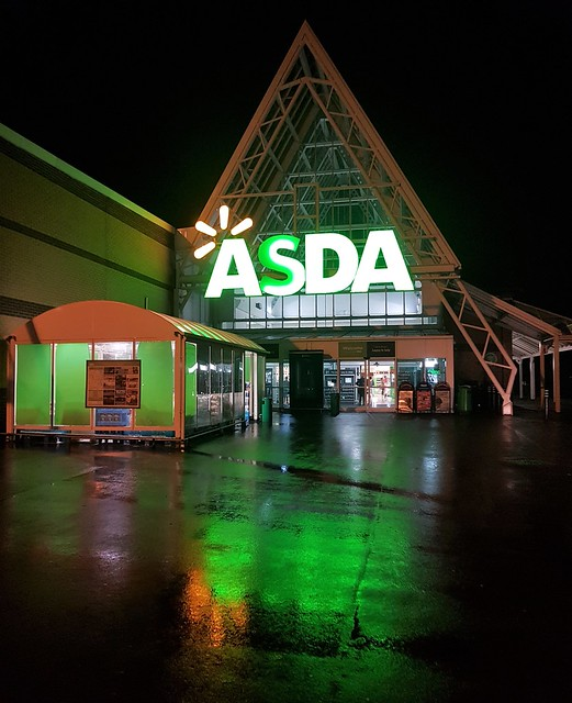 Asda - Reflections In Green
