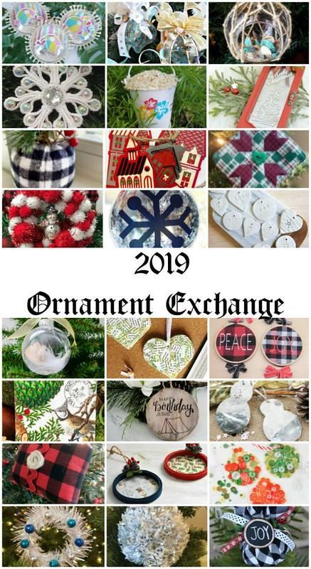 2019 Ornament Exchange
