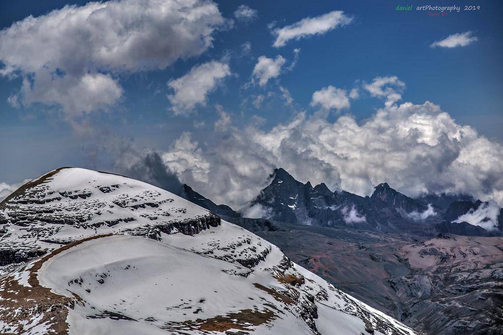 Picos de La Paz