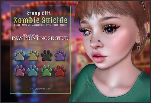 Zombie Suicide Group Gift