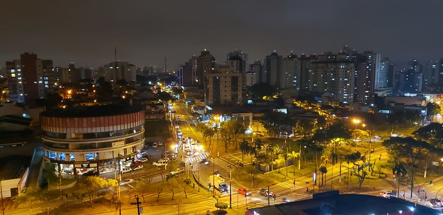 My BELOVED city at night