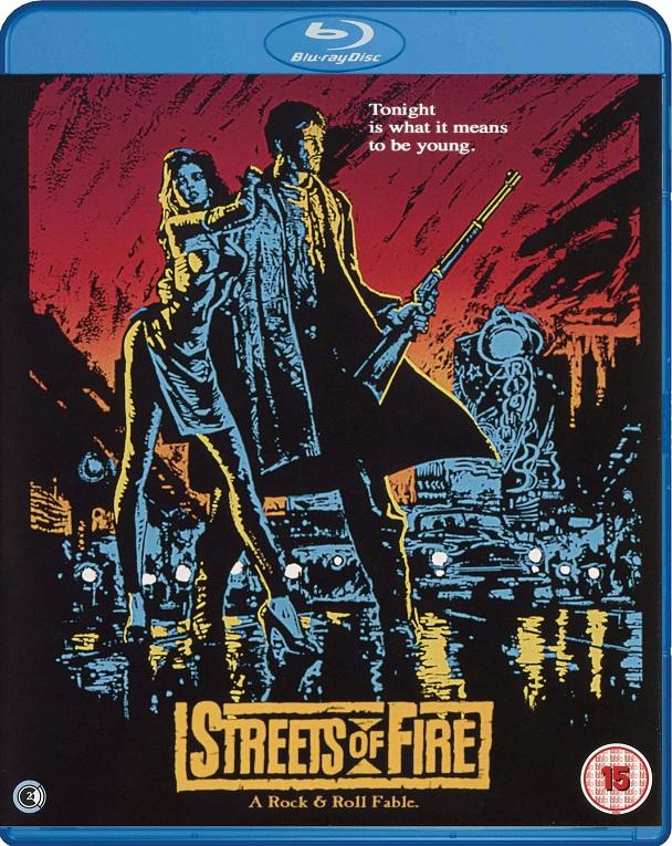 Streets of Fire (1984) Audio Latino BRRip 720p Dual Latino