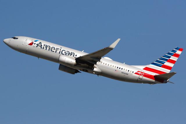American Airlines | Boeing 737-800 | N946NN | Los Angeles International