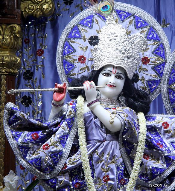 ISKCON Juhu Mangal Deity Darshan on 7th Nov 2019