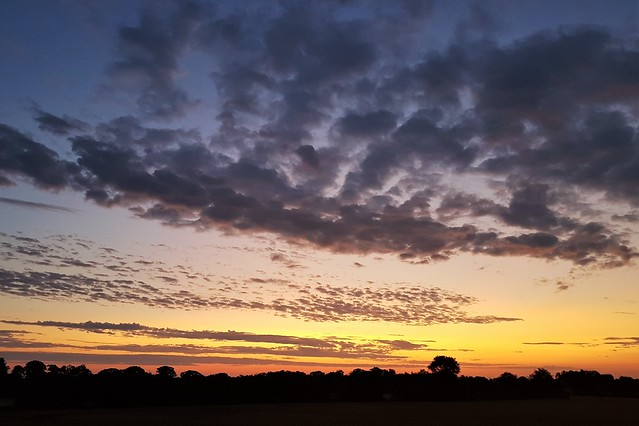 Northumberland Countryside Dawn