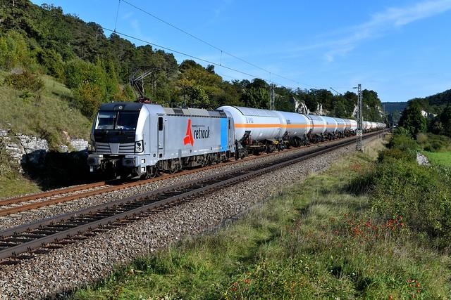 Railpool / retrack 193 811 Hagenacker (3284n)