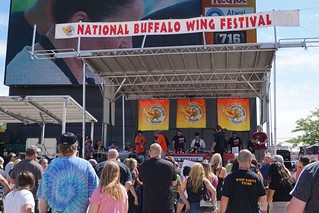 National Buffalo Wing Festival, Buffalo, N.Y., Aug. 31, 2019 | by JenniferHuber