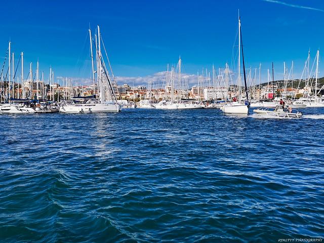 Cannes vue depuis la mer - Côte d'Azur France IMG_20191005_154018