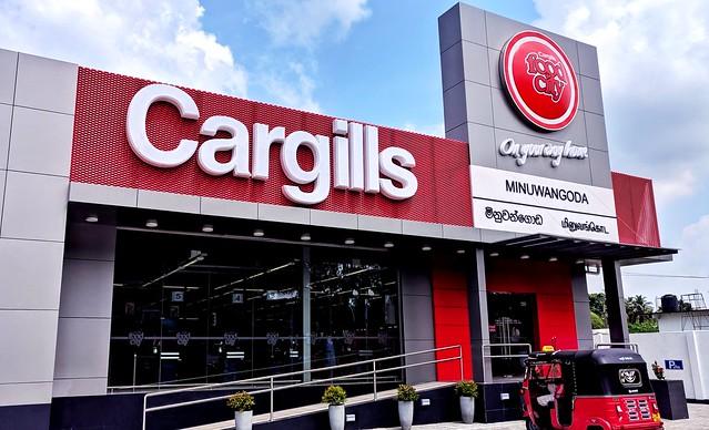 Newer Cargills