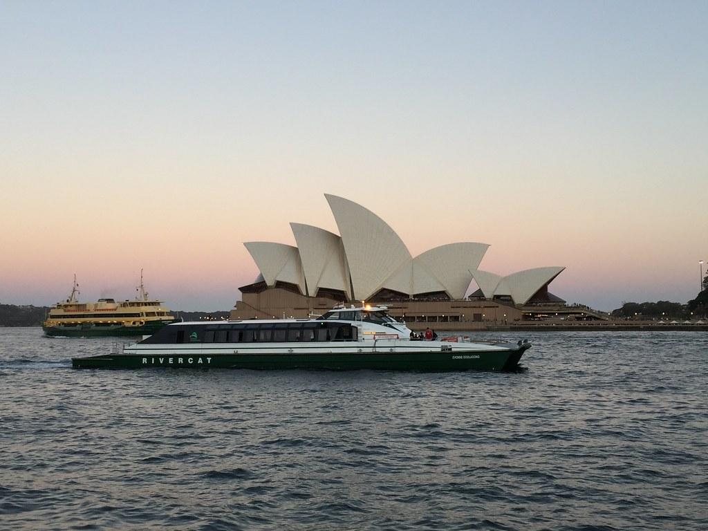 Sydney 2019 — Day 1
