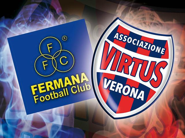 Fermana - Virtus Verona 0-2 FINALE