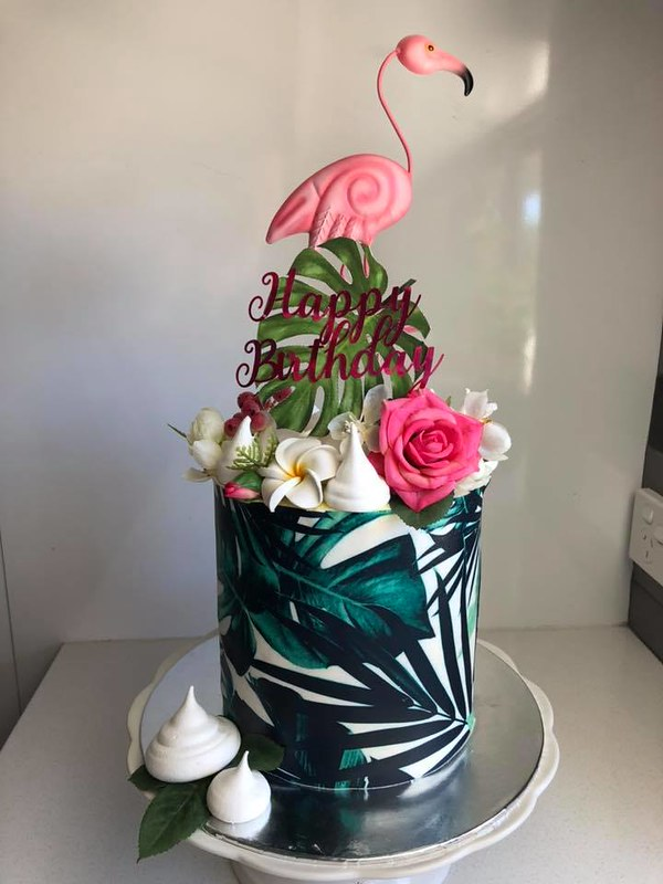 Cake by Cherise's Sweet Pieces