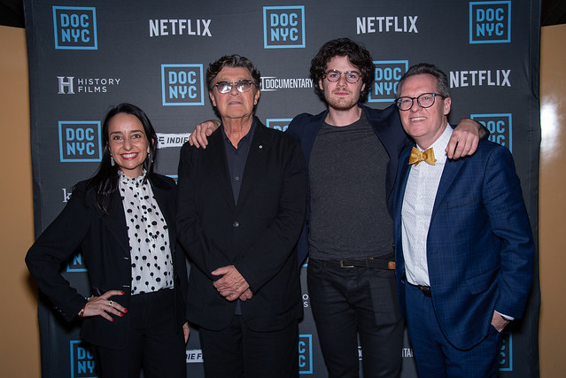 ONCE WERE BROTHERS: ROBBIE ROBERTSON AND THE BAND - 2019