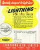 Lightburn Lightning 5cwt Trailer