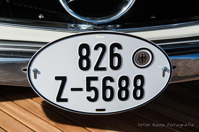 Mercedes 230 SL 'Pagode' - 1963