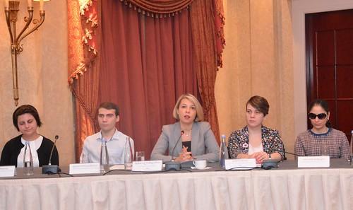 """15.10. საჯარო შეხვედრა თემაზე - """"განათლების მისაწვდომობა უსინათლო პირთათვის"""""""