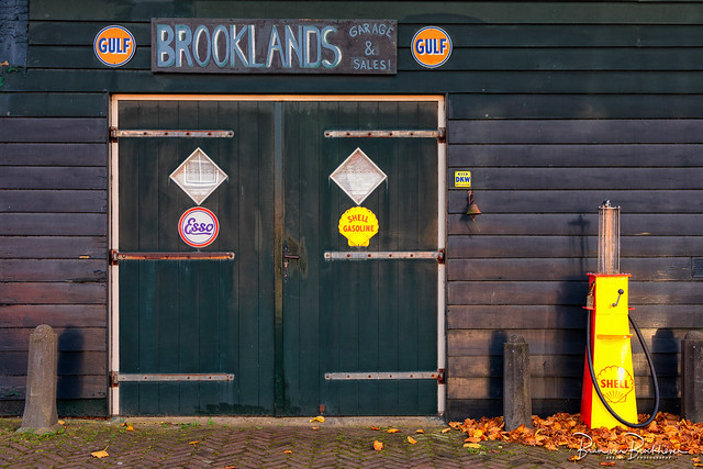 Brooklands Garage (DDD/TDD)