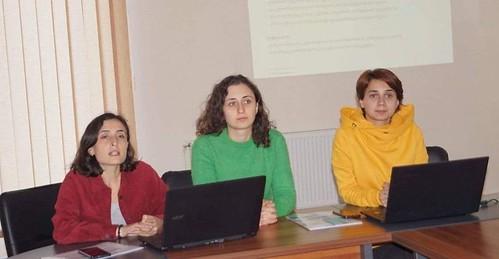 25.10.19. საინფორმაციო შეხვედრები სექსუალური შევიწროების და თანასწორობის სხვა საკითხებზე