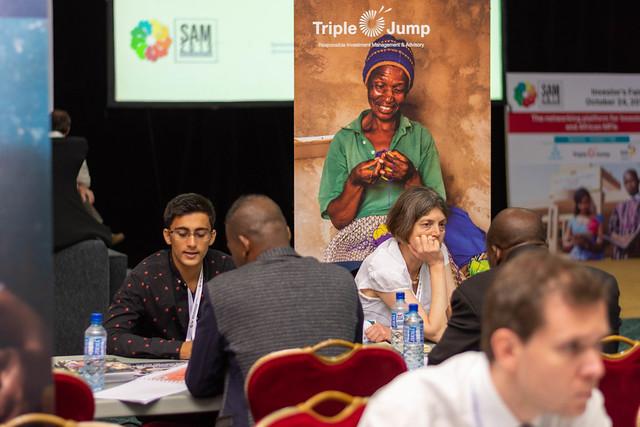 SAM Ouaga 2019_Foire aux investisseurs
