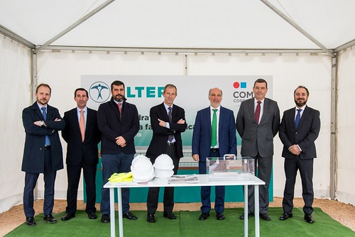 COMSA Corporación to build the new Alter Group pharmaceutical plant in Madrid