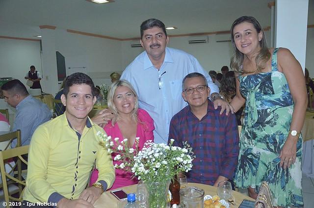 Celebrando o dom da vida de Sérgio Rufino e Ana Rufino em Ipu