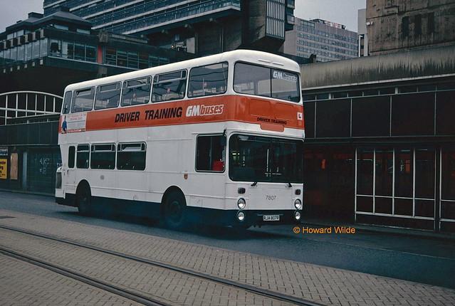 G M Buses 7807 (RJA 807R)