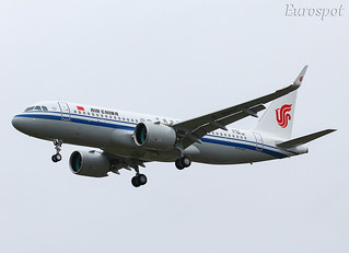 F-WWBF Airbus A320 Neo Air China