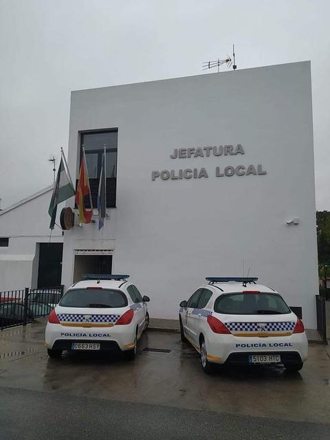 Policía local de Las Cabezas de San Juan