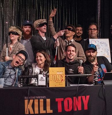 KILL TONY #411