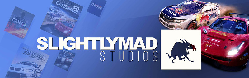 Slightly Mad Studios