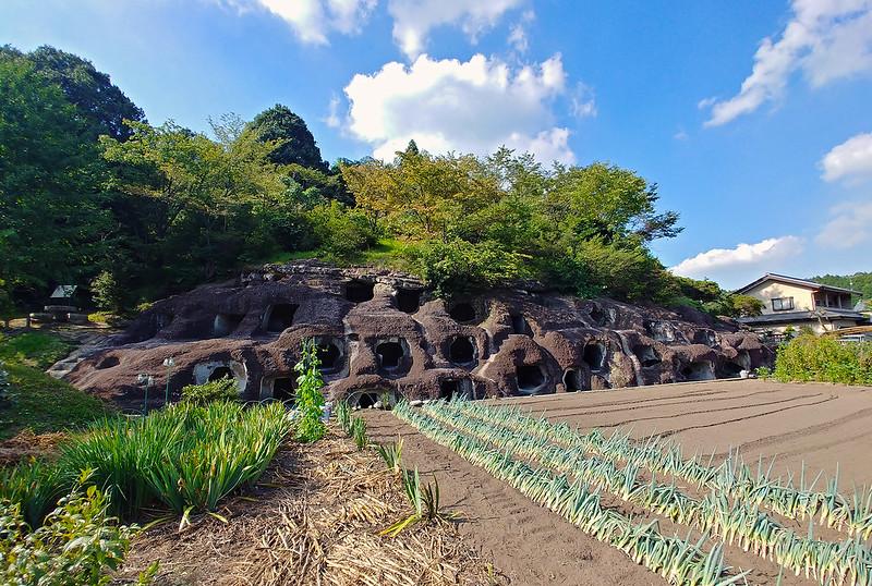 Túmulos Nagaoka Hyakuana