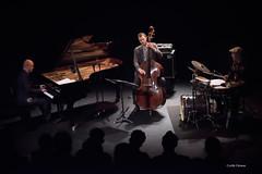 Le Trio Vein au Centre Culturel Suisse pour le festival Jazzycolors 2019