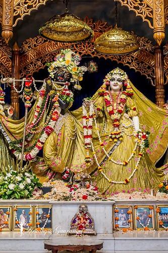 ISKCON Mayapur Deity Darshan 07 Nov 2019