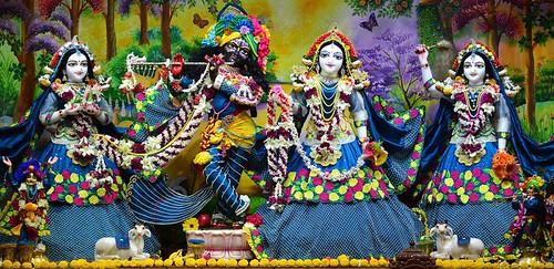 ISKCON Nasik Deity Darshan 07 Nov 2019