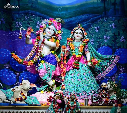 ISKCON Pune NVCC Deity Darshan 07 Nov 2019