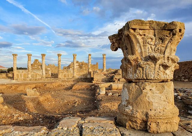Ruins of Paphos, Cyprus  (Unesco World heritage)