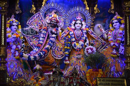 ISKCON Ujjain Deity Darshan 07 Nov 2019