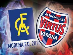 Modena - Virtus Verona: la vigilia di Gigi Fresco