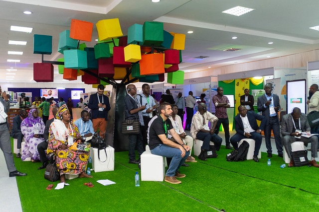 SAM Ouaga 2019_Village des innovateurs