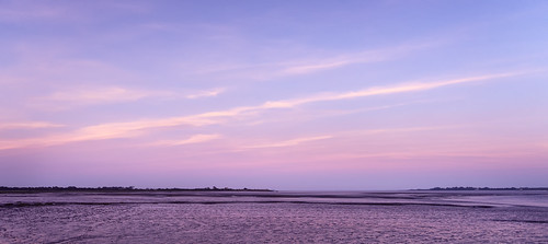 bluehour solwayfirth sunset sky clouds waterscape landscape