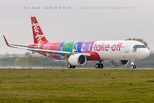 AirAsia_A321neo_9M-VAA_20191107_XFW-2 | by Dirk Grothe | Aviation Photography