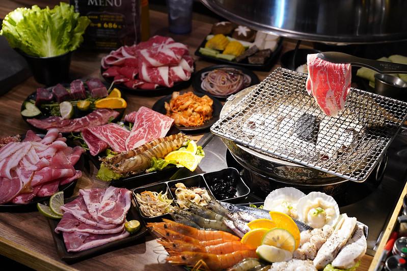 月桂炭火燒肉