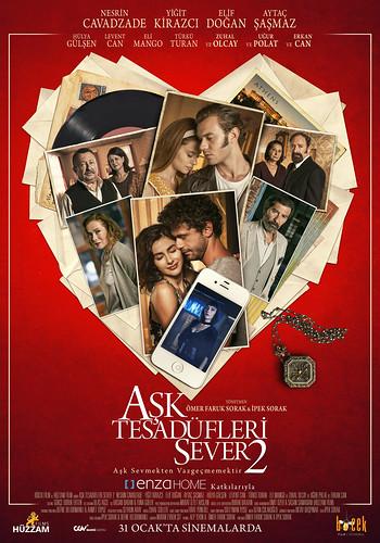 Aşk Tesadüfleri Sever 2 (2020)