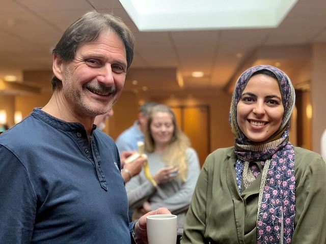 Volunteers conference 2019
