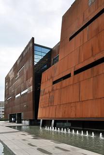 The European Solidarity Centre / Fort Targowski